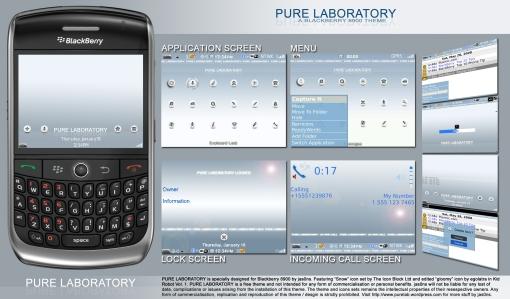 Pure Lab Ad skew
